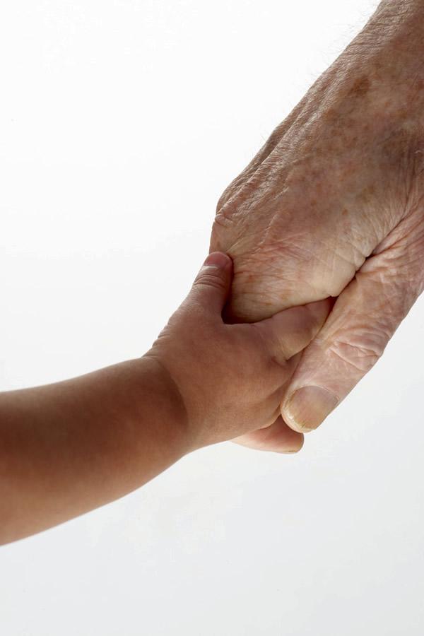 Büyükbaba ve Torunu