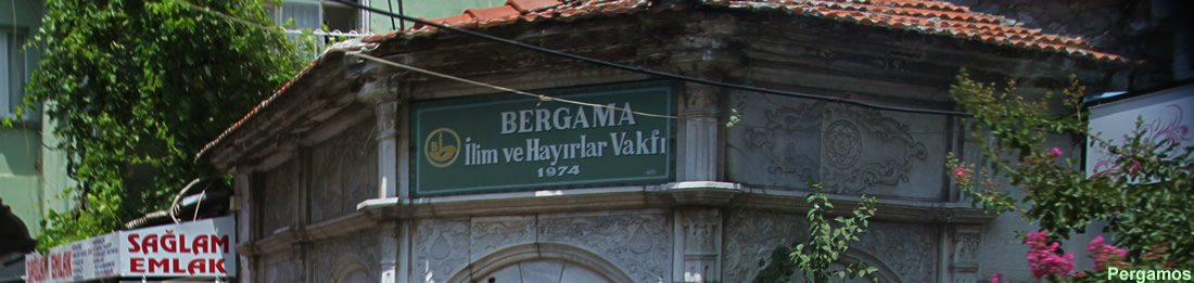 Pergamos (Bergama), Turkey